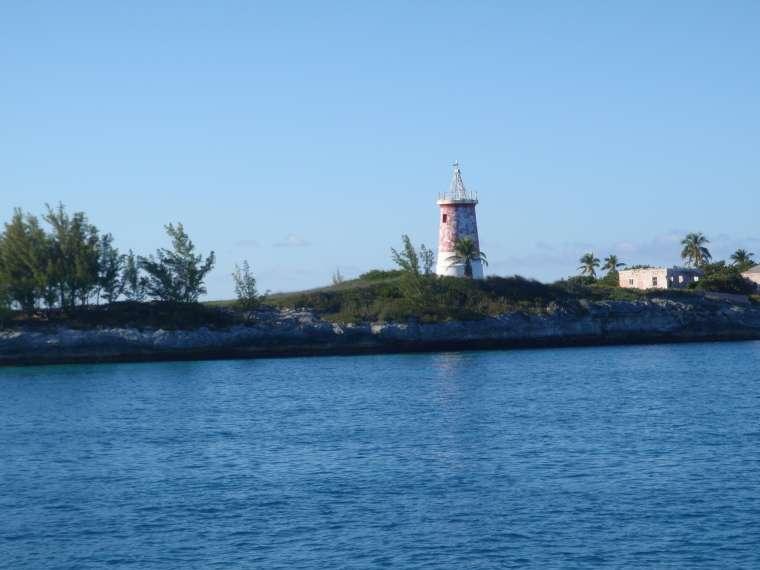 Gun Cay Lighthouse