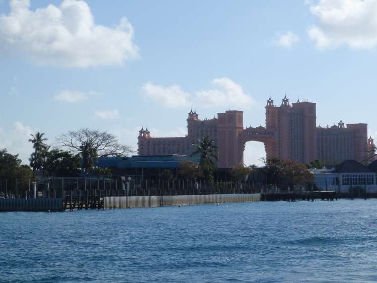 Atlantis - Nassau Harbour