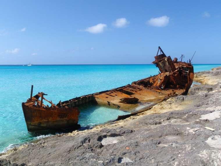 Shipwreck!